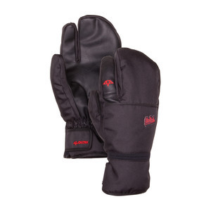 Celtek Trippin Men's Snowboard Trigger Mitts — Black