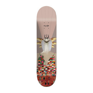 "Chocolate Berle Goddess 8.38"" Skateboard Deck"