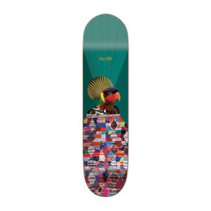 "Chocolate Chico Goddess 8.125"" Skateboard Deck"