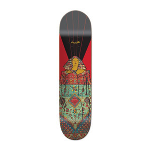 "Chocolate Hsu Goddess 8.0"" Skateboard Deck"