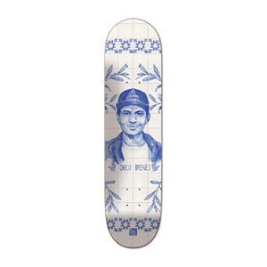"Chocolate Chico Brenes Talavera 8.0"" Skateboard Deck"