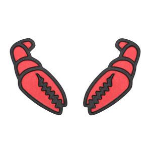 Crab Grab Mega Claws Stomp Pad - Red/Black