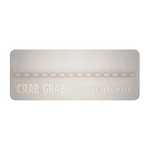 Crab Grab The Scromper Stomp Pad - Clear