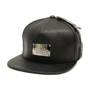 DGK All-American Nightmare Strapback Hat — Black