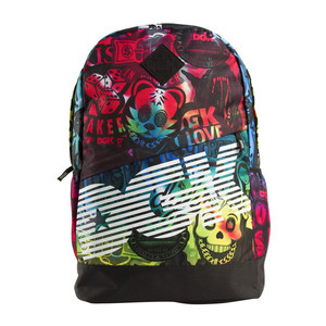 DGK Trippy Angle Backpack