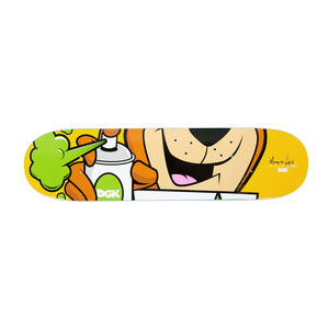 """DGK Iconic Marquise 8.06"""" Skateboard Deck"""