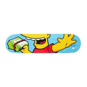 "DGK Iconic Williams 8.0"" Skateboard Deck"