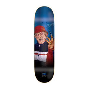 "DGK Killers Kalis 8.38"" Skateboard Deck"