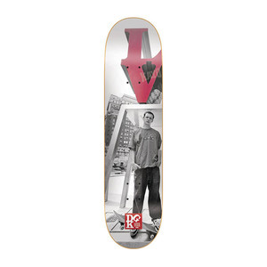"DGK x Blabac '99 LOVE Park Series 8.06"" Skateboard Deck - Josh Kalis"