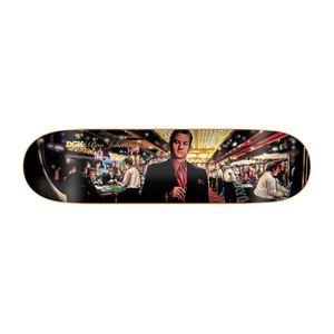 "DGK Mobsters Boo 8.25"" Skateboard Deck"