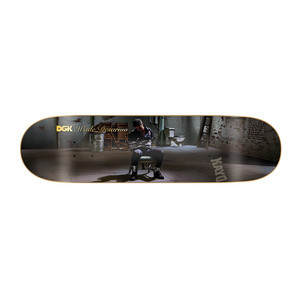 "DGK Mobsters DesArmo 8.0"" Skateboard Deck"