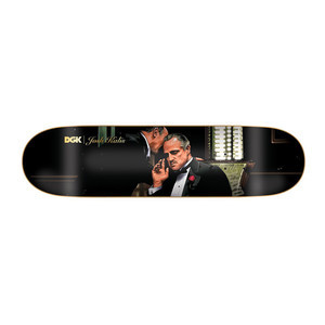 "DGK Mobsters Kalis 8.06"" Skateboard Deck"