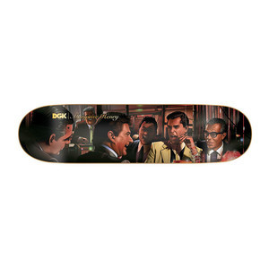 "DGK Mobsters Marquise 8.06"" Skateboard Deck"