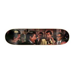 "DGK Mobsters Marquise 8.06"" Skateboard Deck"