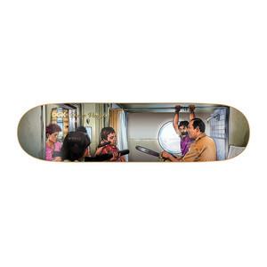 """DGK Mobsters Vaughn 8.1"""" Skateboard Deck"""