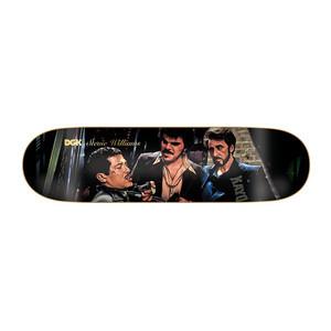 "DGK Mobsters Williams 8.38"" Skateboard Deck"