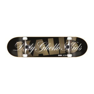 "DGK Kalis Top Shelf 7.8"" Complete Skateboard"