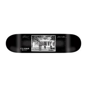"""DGK Kalis x Blabac Signed 8.06"""" Skateboard Deck - Black"""