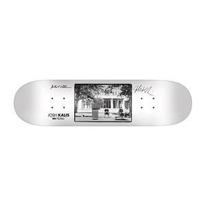 "DGK Kalis x Blabac Signed 8.25"" Skateboard Deck - White"