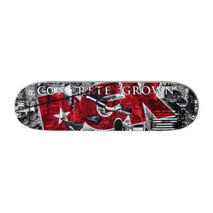 "DGK Concrete Grown 8.38"" Skateboard Deck"