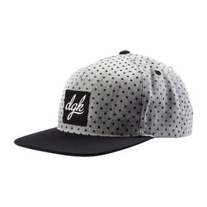 DGK Connect Snapback - Heather