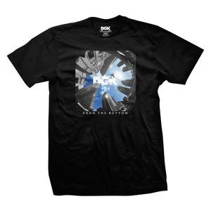 DGK From the Bottom T-Shirt - Black