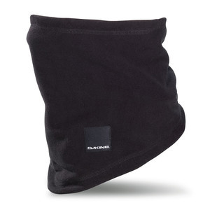Dakine Fleece Tube Neckwarmer - Black