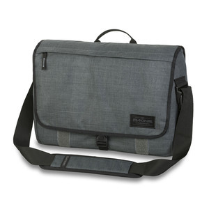 Dakine Hudson 20L Messenger Bag - Carbon