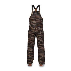 Dakine Wyeast Bib Snowboard Pants 2018 - Field Camo