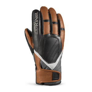 Dakine Cobra GORE-TEX Leather Gloves — Carbon