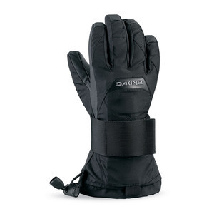 Dakine Wrist Guard Jr Kids' Gloves — Black