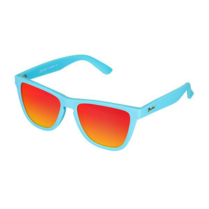 Daybreak Polarised Sunglasses - Bondi Blue/Sunset