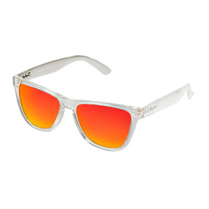 Daybreak Polarised Sunglasses - Crystal Clear/Sunset