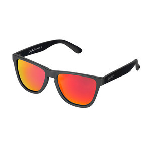 Daybreak Polarised Sunglasses - Jet Black/Sunset