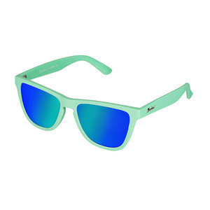 Daybreak Polarised Sunglasses - Mint/Blue