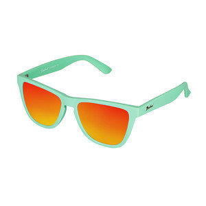 Daybreak Polarised Sunglasses - Mint/Sunset