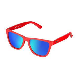 Daybreak Polarised Sunglasses - Simply Red/Blue