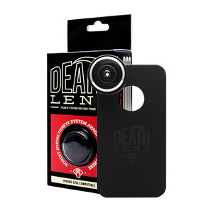 Death Lens Fisheye for iPhone 5/5s