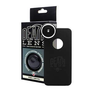 Death Lens Fisheye for iPhone 6/6s