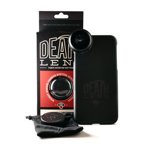 Death Lens Fisheye for iPhone 8