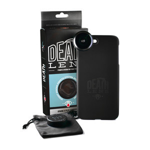 Death Lens Fisheye for iPhone 8 Plus