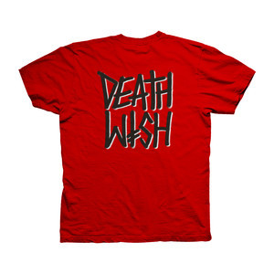 Deathwish All Fronts T-Shirt — Red