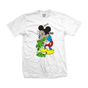 Deathwish Deathtoons T-Shirt — White