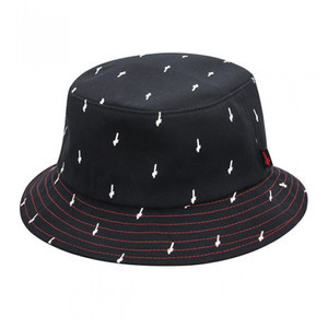 Deathwish Gang Logo Bucket Hat - Black