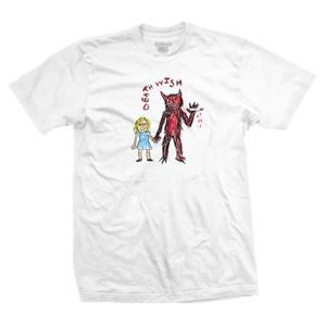 Deathwish Kindergarten T-Shirt - White