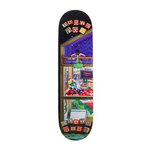 "Deathwish House Foy 8.5"" Skateboard Deck"