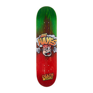 "Deathwish Hayes Hot Head 8.0"" Skateboard Deck"