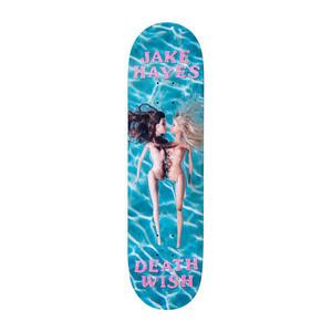 "Deathwish Hayes Plastic Surgery 8.25"" Skateboard Deck"