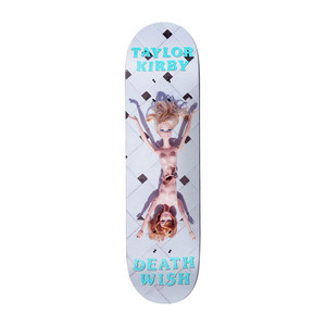 "Deathwish Kirby Plastic Surgery 8.125"" Skateboard Deck"