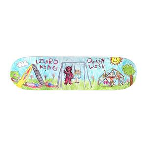 "Deathwish Lizard King Kindergarten 8.25"" Skateboard Deck"